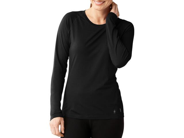 Smartwool Merino 150 Baselayer Camiseta de manga larga Mujer, black